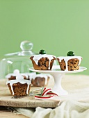 Mini Christmas Cakes (England)