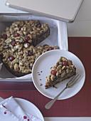 Christmas Cake (Englischer Früchtekuchen zu Weihnachten)