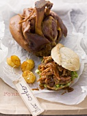 Pulled Pork Sandwich (USA)