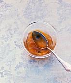 Mango jam with Darjeeling tea