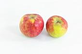 Two Topaz apples