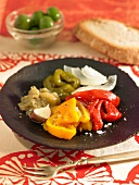 Escalivada (vegetable platter, Spain)