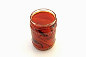 Pickled peppers (Pimientos Piquillo, Spain)