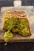 Basil cake