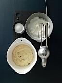Quark pancakes being made