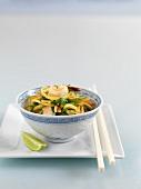 Singapore noodles (China)
