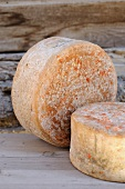 Bleu de Termignon (French blue cheese)