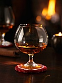 A glass of Grand Marnier