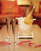 Champagne for Two for Valentine's Day