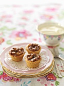 Pecan nut tartlets