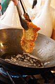 Tonkatsu (breaded escalope, Japan)