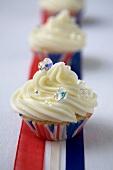 Diamond Jubilee Cupcakes