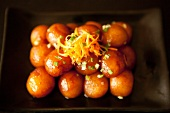 Braised winter melon balls