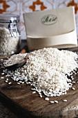 Italian risotto rice