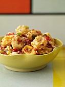 Curried Shrimp an Rice
