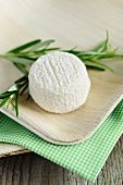 Chevre and rosemary