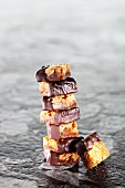 A stack of florentines