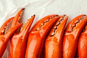 Cooked Crab Claws
