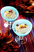 Passover dessert with nuts