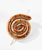 Sausage spirals