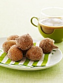 Small Sugared Donuts