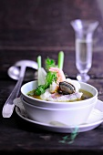 Bouillabaisse (Fish soup, France)