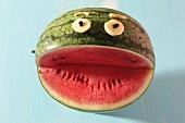 Gesicht aus Obst