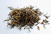China Golden Black Tea leaves