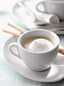 Potato cappuccino