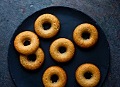 Gluten free baked donuts