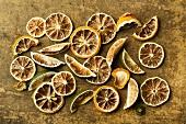 Assorted Dried Citrus Fruit