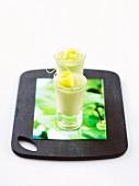 Lemon vitamin shots