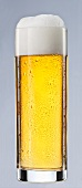 A glass of Kölsch beer