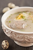 Zurek (Polish Easter soup)