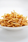 Shoestring French Fries in a Bowl