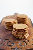 Moravian Spice Cookies