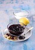 Elderberry jam