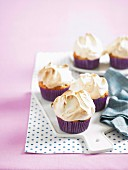 Ananas-Baiser-Muffins