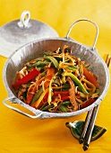 Sautéed vegetables (Asia)