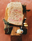Meat terrine with Prosciutto