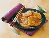 Nanas Goreng (fried pineapple, Indonesia)