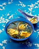 Won ton soup (Asia)