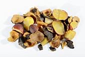 Dried saw palmetto fruits (Sabal serrulata)