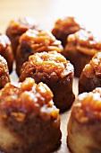 Upside Down Apricot Muffins