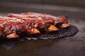 Barbecue-Rippchen vom Schwein