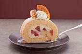 Orange roulade