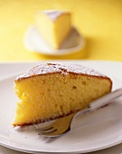 Torta margherita (pound cake, Italy)