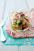 Salad Verrine