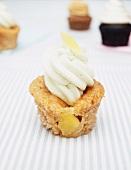 Ananas-Cupcake