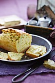 Spring onion bread